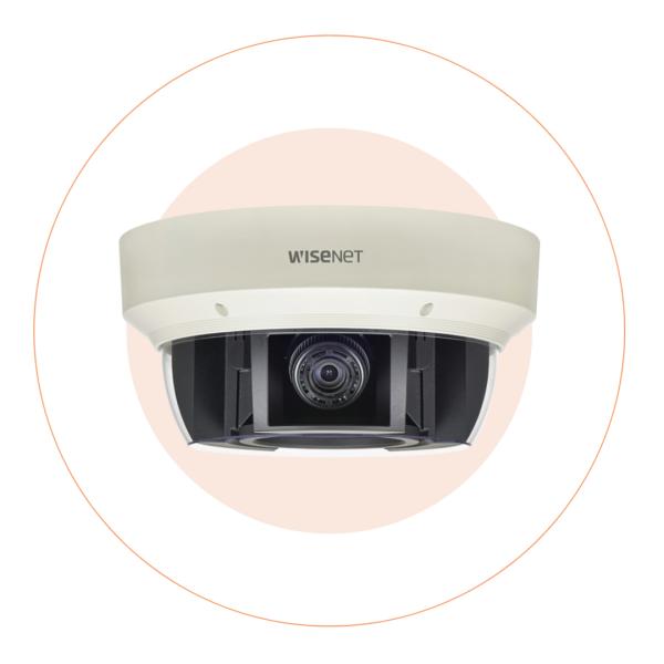 multi-sensor camera