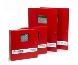 IPA FIRE ALARM PANELS